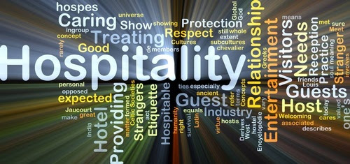 Hospitality Word Cloud